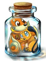 Bottle Meme by homa-Nix