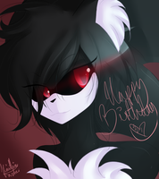 Happy late Birthday Vinceennttt c: by madam-top-hat