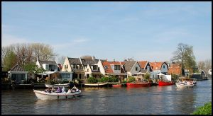 A spring tour at River Vecht by Esperimenti
