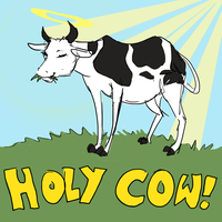 HOLY COW by hirokiro
