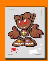 Gingerbread Fella by AVRICCI