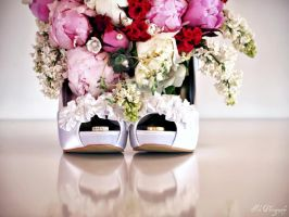 wedding shoes by Theonlygoodgirl