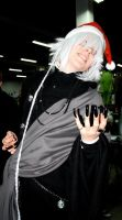 Undertaker Christmas Cosplay by Lolli-Tea