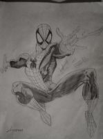 Spiderman 'One of My Firsts' by Jrcanest