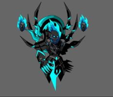 Soul Revenant of Eidolon by DrudgeIsSaw