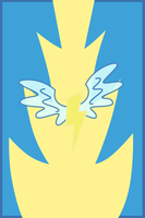 Wonderbolt Iphone-IpodTouch Wallpaper by Rayne-Feather