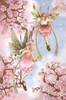 Cherry Blossom Girls by Temarinde