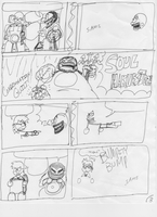 CNCGB Issue Zero: Page 3 Rough by CNCGB