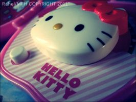 Hello Kitty. by MoreFreedomh