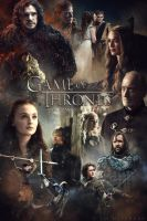Game of Thrones Season 4 poster by JaiMcFerran