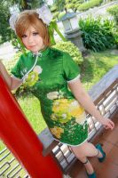 Love Live! - The Secret of the Slit Koizumi Hanayo by Xeno-Photography