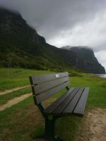 lord howe island - seat by ForgottenIllustrator
