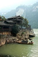 On a bend of the Yangtze by wildplaces