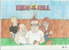 King Of The Hill by ThatOneNavster