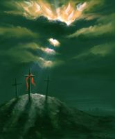 He Is Risen-part two by reedesigner