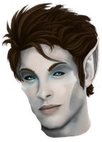 James Mysts (Humanoid) by VividCamouflage