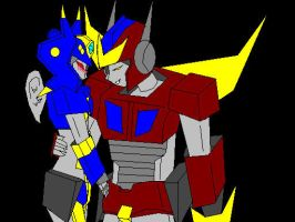 transformers oc couples by tfgirl