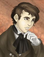 Evariste Galois by Autumn-Sacura