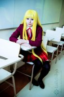 Evangeline:::classroom:::: by Witchiko