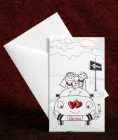 Wedding Invitation 10 by ReaLMusti