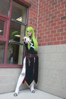 C.C. Cosplay Code Geass by SoraTheDemon