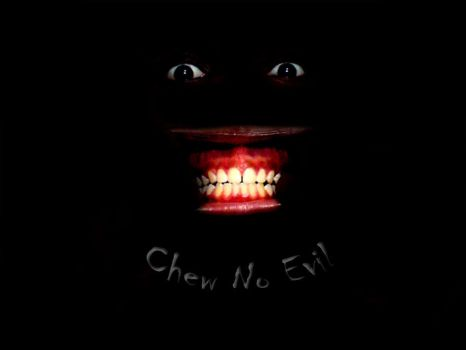 Chew No Evil by Ahrum