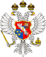 CoA Russo-Swedish-Polish-Lithuanian Empire by TiltschMaster