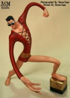 Plastic Man Painted - pic 03 by ASM-studio