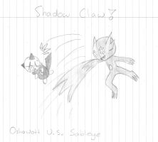 Shadow Claw by KohiChudoku