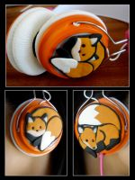 StupidFox-Inspired Headphones by ninjazzy