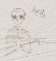Aang by cease-this-fear