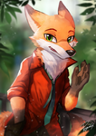 Nick Wilde by PenguinEXperience