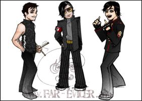 commission - 30Seconds to Mars by far-eviler