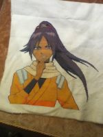 Yoruichi Cross Stitch by Danieltgk