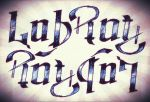 Ambigram by ratofthelab