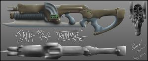 concept Weapon-Tsunami by Ziddius