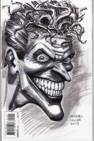 Joker Cover 7-2-2013 by myconius