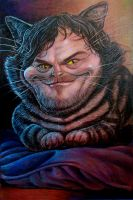 Jack Black Cat by ThomasKain