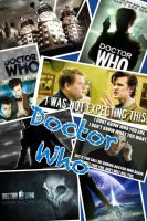Doctor Who by PanheadBrittany