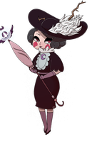 Eclipsa by TheEpicWingedWolf