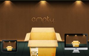 Empty. by M4cbook