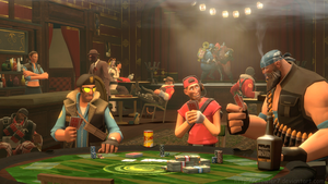 TF2 - Poker Night by cfowler7