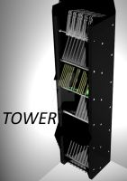 Porta CD Tower Render by colin17