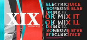 XIX- electric juice by trofe