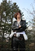 squall leonhart by bluetie