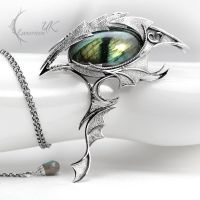 XYDGHNARN DRACO (dragon's eye) by LUNARIEEN