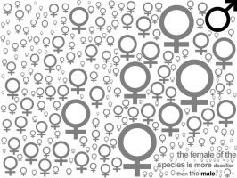 the Female of the species by nikhil