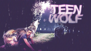 WALLPAPER TEEN WOLF (2) by MPepina