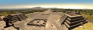 MY TEOTIHUACAN by onixgrafico