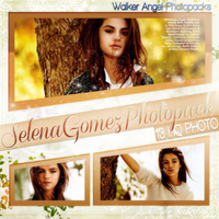 Selena Gomez Photopack #15 by haousofbeenavy